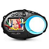 PELLOR Kids Action Camera Mini HD Digital Video Recorder Camcorder for Children (Screen: 1.5\
