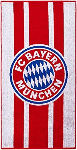 FC Bayern München Duschtuch Emblem 70x140cm