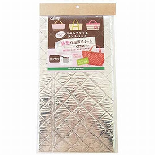 clover-bag-type-thermal-insulation-cold-insulation-sheet-lunch-bag-brown-japan-import