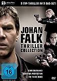 Johan Falk Thriller Collection ( Zero Tolerance - Zeugen in Angst / Executive Protection - Die Bombe tickt / The Third Wave - Die Verschwörung ) [3 DVDs]