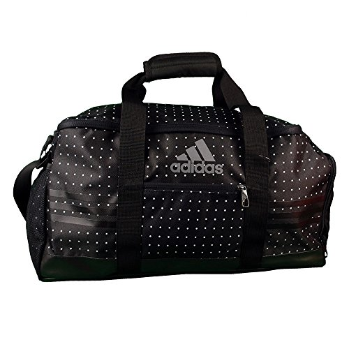 adidas Sporttasche 3 Stripes Performance Teambag Small, schwarz, 49.5 x 23 x 25 cm, 28 Liter, AK0023
