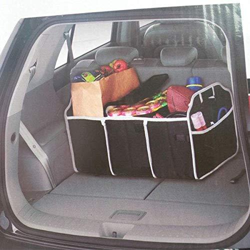 ZZH Stoff Zusammenklappbare Spielzeug Aufbewahrungsbox Bin Kofferraum Organizer Tasche (Bins Stapelbar Spielzeug)