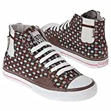 Vision Street Wear Hi-Elastic Dots Brown / White / Pink / Blue, número de zapato:42