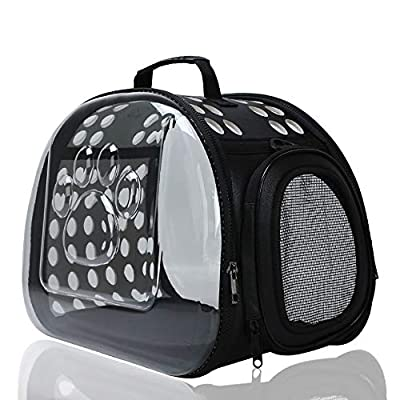 FREESOO Pet Carrier Bag Travel airline Handbag Dog Cat Puppy Rabbit Cage Transport by FREESOO