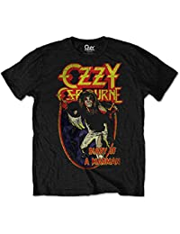 Ozzy Osbourne 'Diary Of A MAD Man' T-Shirt