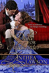 A Duke for Midwinter: A Victorian Christmas Novella (Noble Holidays Book 2)