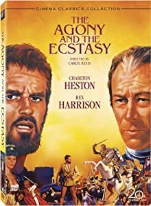 Agony & The Ecstasy [DVD] [1966] [Region 1] [US Import] [NTSC]