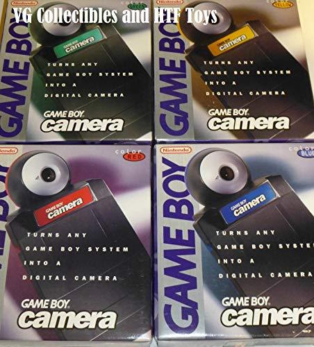 Game Boy - Camera blau