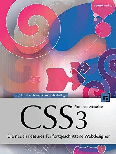 CSS3: Die neuen Features für fortgeschrittene Webdesigner Buch-Cover