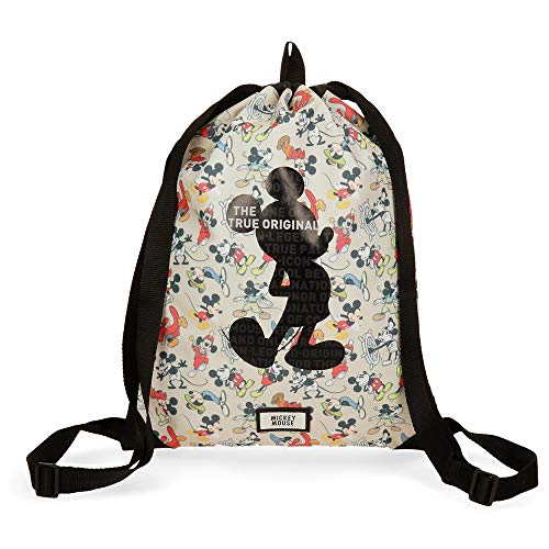Disney True Original - Mochila casual, 46 cm, 0.81 litros, Multicolor