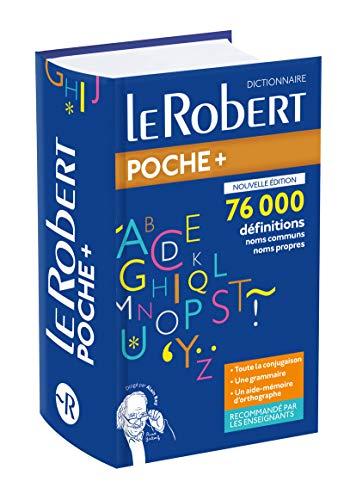 Dictionnaire Le Robert Poche Plus - Nouvelle Édition 2020 par  Collectif
