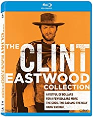 The Clint Eastwood Collection - 4 Movies: A Fistfull of Dollars + For a Few Dollars More + The Good, The Bad a