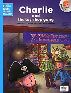 "Afficher ""Charlie and the toy shop gang"""