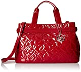 Armani Jeans9225916A752 - Borsa shopper Donna, Rosso (Rot (BORDEAUX 00176)), 26x14x40 cm (B x H x T)