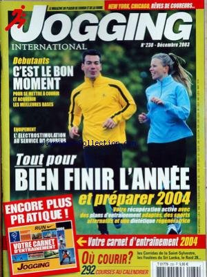 jogging-international-no-230-du-01-12-2003