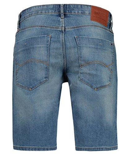 Tommy Jeans Herren Slim Short Scanton Brbm Blue