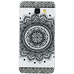 "Custodia Galaxy A5 2016 Case Cover, Cozy Hut cover Samsung Galaxy A5 (2016) silicone case ultra-thin bumper ""Skin"" - Slim custodia protettiva Samsung Galaxy A5 (2016) A510 caso crystal clear Shock-Absorption gel-back
