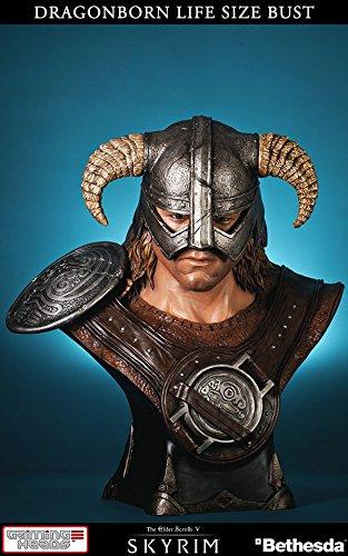 Gaming Heads The Elder Scrolls V Skyrim Dragonborn Figura, 5060254181288, 64cm