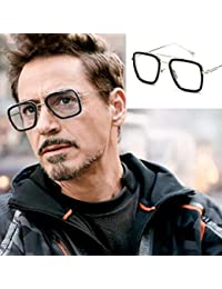 ''BLACK EAGLE'' Avengers Infinity War Tony Stark Sunglasses Iron Man Glasses