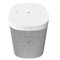 Sonos ONESLUK1 One SL - Microphone-Free Smart Speaker – White
