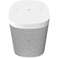 Sonos One SL - The Speaker for Stereo Pairing and Home Theatre Surrounds, White