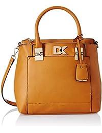 2cce30bece6f Diana Korr Women s Handbag (Mustard) (DK118HMUS)