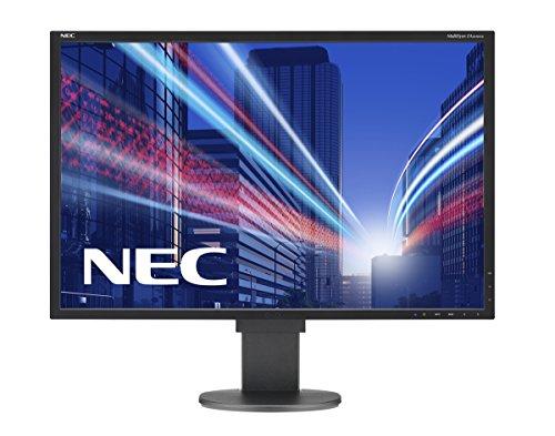 NEC Multisync EA304WMi 30 inch AH-IPS LCD Monitor - Black (1000:1, 350 cd/m2, 2560 x 1600, 6ms, VGA/DP/DVI/HDMI)