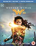 Wonder Woman [Blu-ray 3D + Blu-ray + Digital Download] [2017]