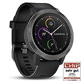 Garmin Vivoactive 3 Smartwatch con GPS, Gunmetal