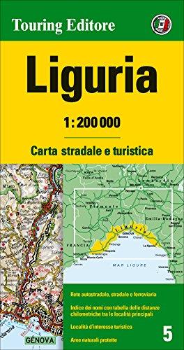 LIGURIA (LIGURIE)5 par COLLECTIF