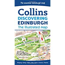 Discovering Edinburgh Illustrated Map