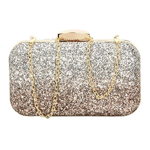 Hautefordiva , Damen Clutch coffee S rose