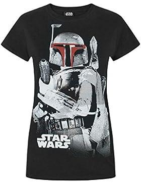 Star Wars Mujeres Camiseta