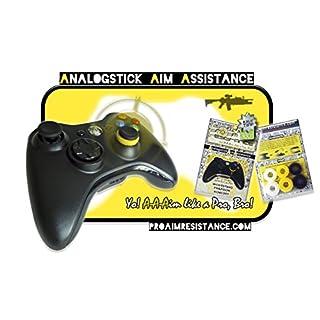 AAA-Shocks (Analogstick Aim Assistance Stossdämpfer Zielhilfe für FPS Spiele): Veteranen Edition STARTER Xbox 360