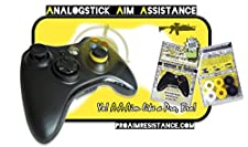 FPS Analogstick Aim Assistance ammortizzatore (AAA-Shocks): avvistamento per videogiochi sparatutto in prima persona (First Person Shooter Games)