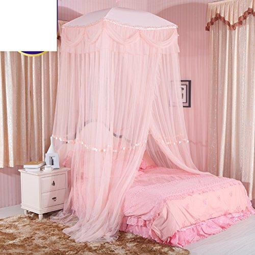 ... Einfache Doppelzimmer Netting Vorhänge Home Parkette Insekten  Abweisende Schutz Schild Für Home U0026 Reisen Im Freien Moskito Netz Baldachin A  Queen1