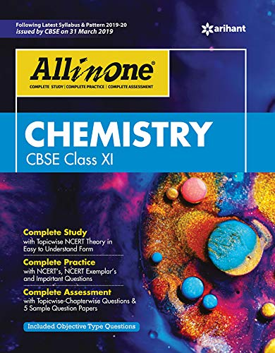 All In One Chemistry CBSE class 11