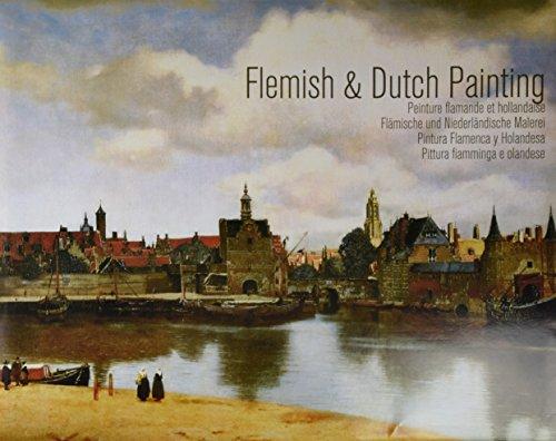 Flemish & dutch painting: láminas murales