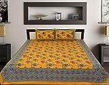Jaipur Print 150 TC 100% Cotton King Siz...