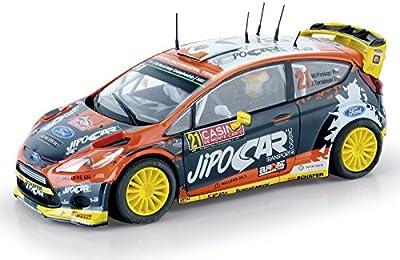 Scalextric - Ford Fiesta RS WRC Prokov, coche de juguete (A10216S300)