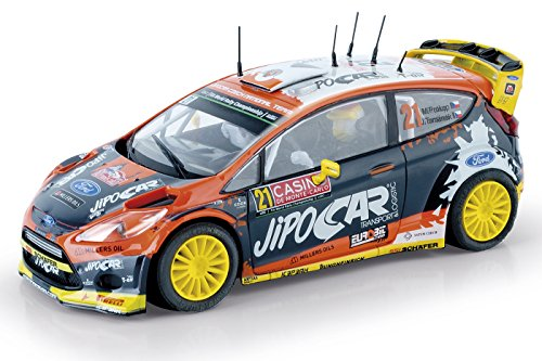 Scalextric A10216S300 - Ford Fiesta RS WRC Jipocar Rally Montecarlo 2005 21 Martin Prokop