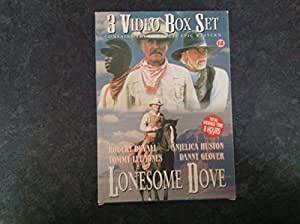 Lonesome Dove - Parts 1, 2 And 3 [VHS] [1988]