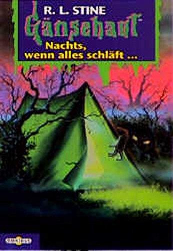: Stine, Robert L.: Gänsehaut. - Dt. Erstausg.. - München : Omnibus