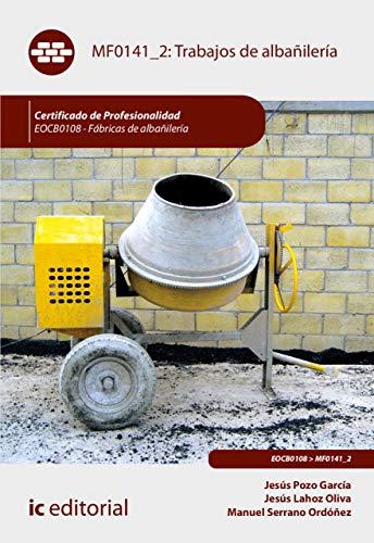 Trabajos de albañilería. EOCB0108 por Jesús Lahoz Oliva