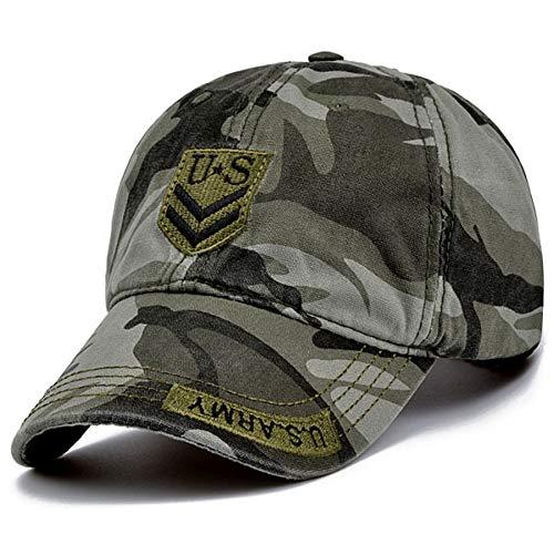 KAIMAO Baseballmütze Us Air Force Baseball Cap Sport Tactical Caps Hochwertige Navy Seal Army Camo Hysteresenhüte Camouflage - Camo Cap Seals Navy