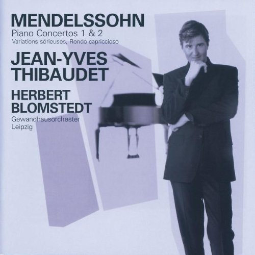 Mendelssohn - Concertos pour piano / Rondo Capriccioso / Variations sérieuses
