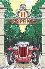 11 serpents de Philippe Saimbert