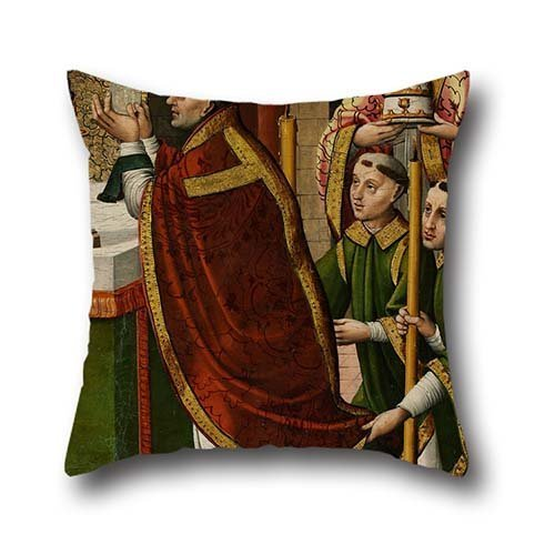 oil-painting-master-of-portillo-the-mass-of-saint-gregory-the-great-throw-cushion-covers-20-x-20-inc