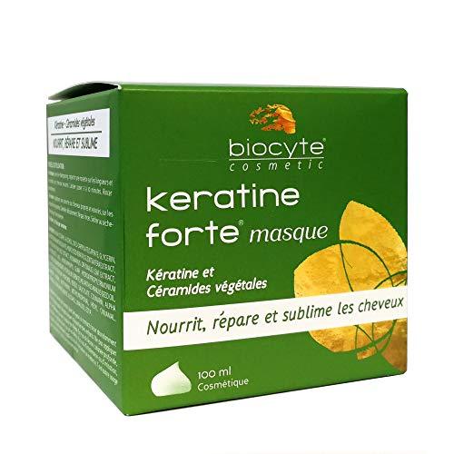 Biocyte Keratine Forte Masque Réparateur 100 ml