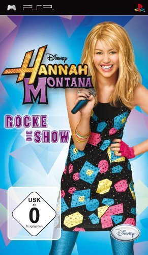 Hannah Montana - Rocke die Show Französisch-tv-show